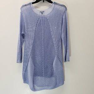 Apt 9 Loosely Knit Mid Sleeve Sweater